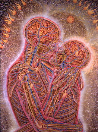 "Alex and Allyson Grey interview – ""Soul Mates and Universal Consciousness"" – #084"