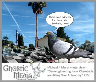 "Michael J. Murphy interview – ""Geo-engineering: How Chemtrails are Killing Your Autonomy"" – #150"