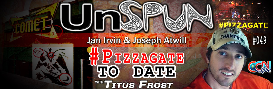 Pizzagate -Titus Frost